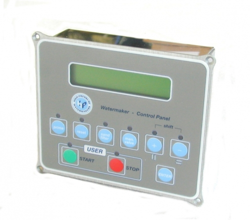 HP REMOTE CONTROL PANEL (HP RCP)
