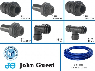 John Guest Spare Kit 10 MM