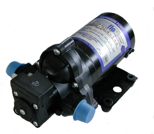 LP Shurflo boost pump for HP UC 230V