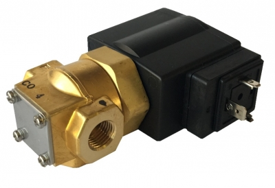 "Solenoid Valve EV1 (excluding cable) three way 1/4"" - HP SC - HP V - HP UC - HP KIT"